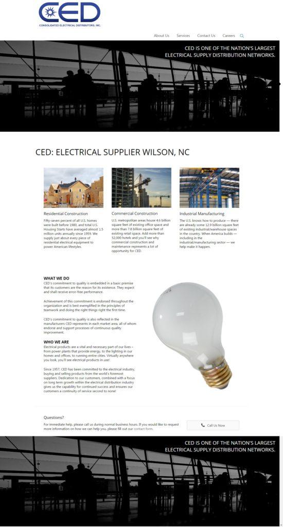 ced-website